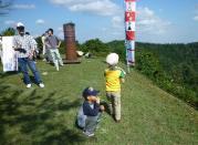 2010桝形山ハイキング7