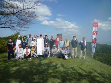 2010桝形山ハイキング9