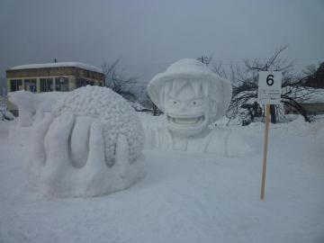 2011雪像6