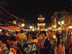 250px-Kawagoe_Festival_at_night.jpg