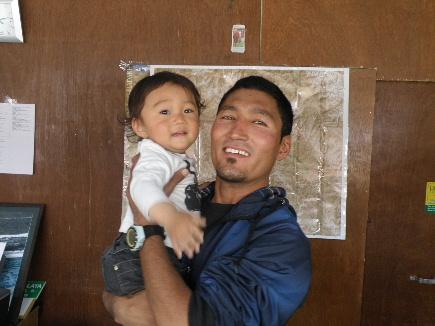 tenzin and Namkha