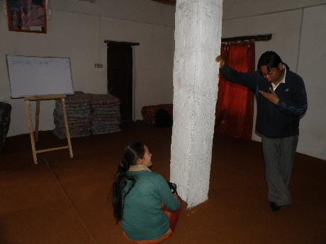 チベット語教室 (2)