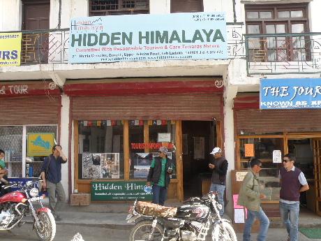hidden himalaya office