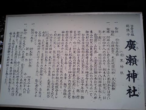廣瀬神社18・目薬清水