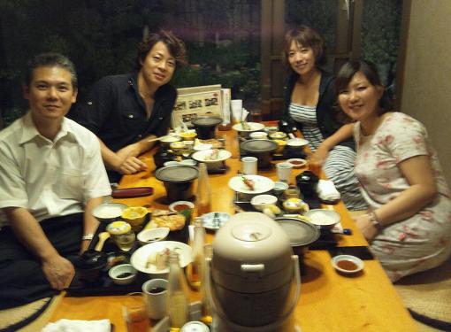 shihainin&adachiP-dinner
