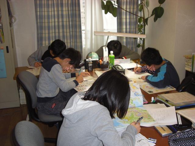 2012元日社会科特訓