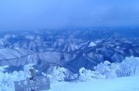大東岳 山頂2