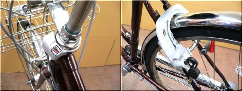 BRIDGESTONEブリヂストン/2012春/singlestarDXシングルスターデラックス/SD7STP/春限定通学自転車/限定カラー/d