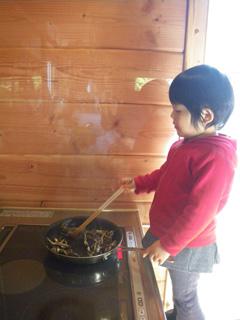 び煮干し料理