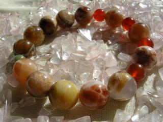 天然石ブレス5
