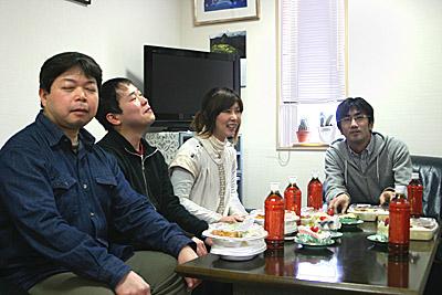 2月昼食会