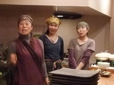 竹の四季スタッフさん