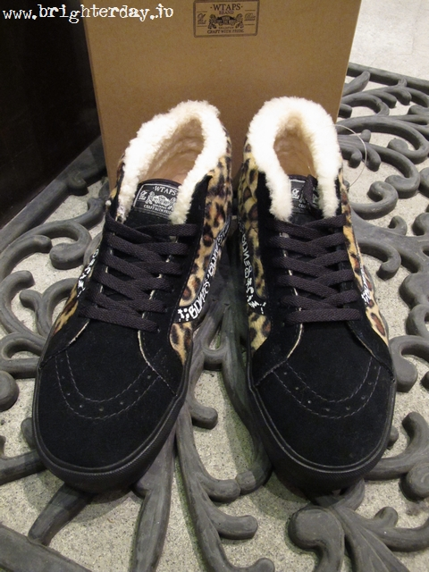 f80eb53d131012 WTAPS × VANS SYNDICATE   SK8-MID