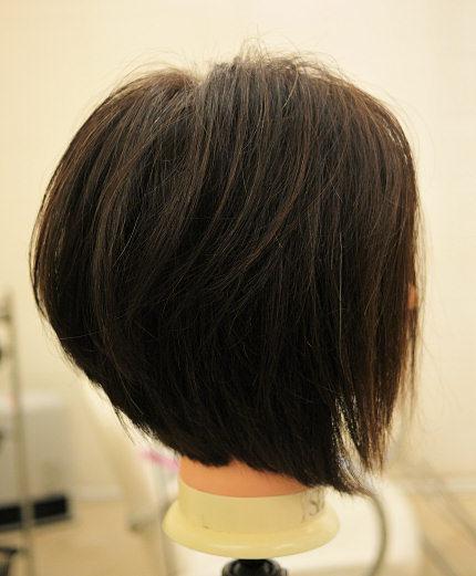 岡山の若造美容師のカット