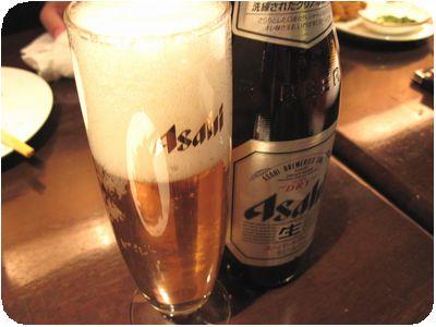 アサヒ(中瓶)