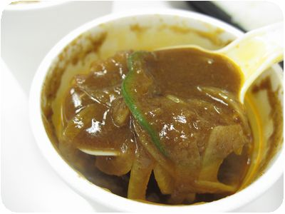 カレー弁当(唐揚げ)