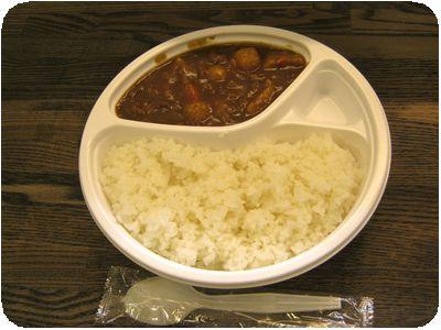 牛すじ根菜カレー