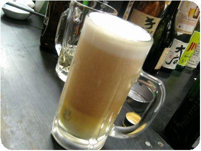 ビールに・・・