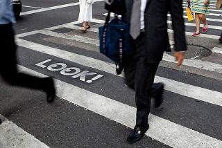 ニューヨーク市「LOOK!キャンペーン」