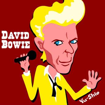 David Bowie デヴィッドボウイ
