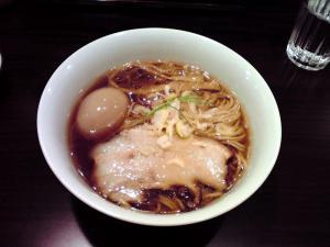 らぁ麺 CLIFF 醤(ひしお)らぁ麺