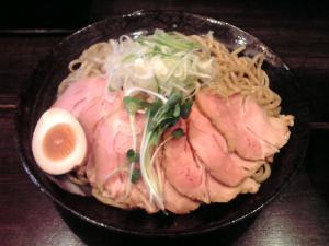 綿麺 つけ麺