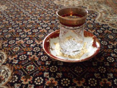 チャイグラス ペルシャ