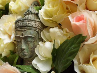 薔薇園の神