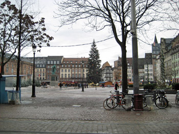 クレベール広場