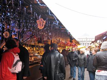 ブログリ広場のマルシェ・ド・ノエル