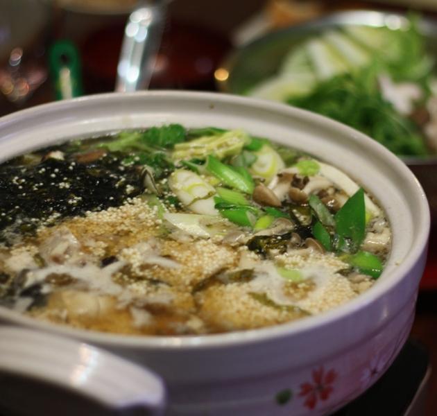北海道のごっこ汁 - 寿司屋のおかみさん小話