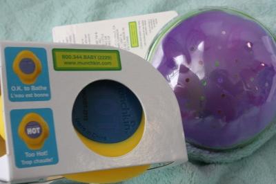 Munchkin, Safety Bath Ducky Baby Bath Ball