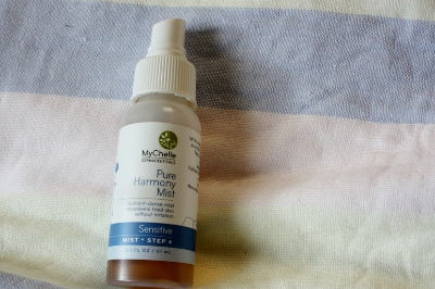 MyChelle Dermaceuticals, Pure Harmony Mist, Sensitive, Step 4,
