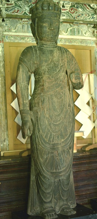 小沼神社・十一面観音像
