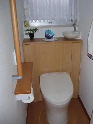 s-1階トイレ改修後