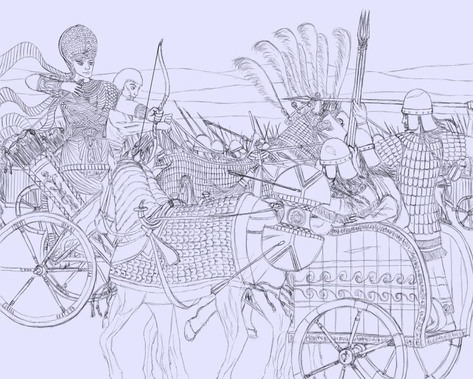 ポティダイアの戦い - Battle of Potidaea - JapaneseClass.jp