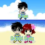 R-tan&R-kichi&R-pig