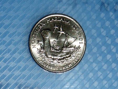 25セント記念コイン