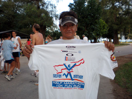 サイパンマラソン2010