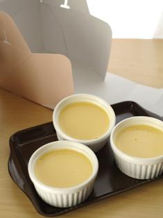 牛乳と卵のプリン固めるタイプ03