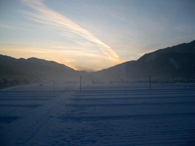 飛騨高山の夜は更けて
