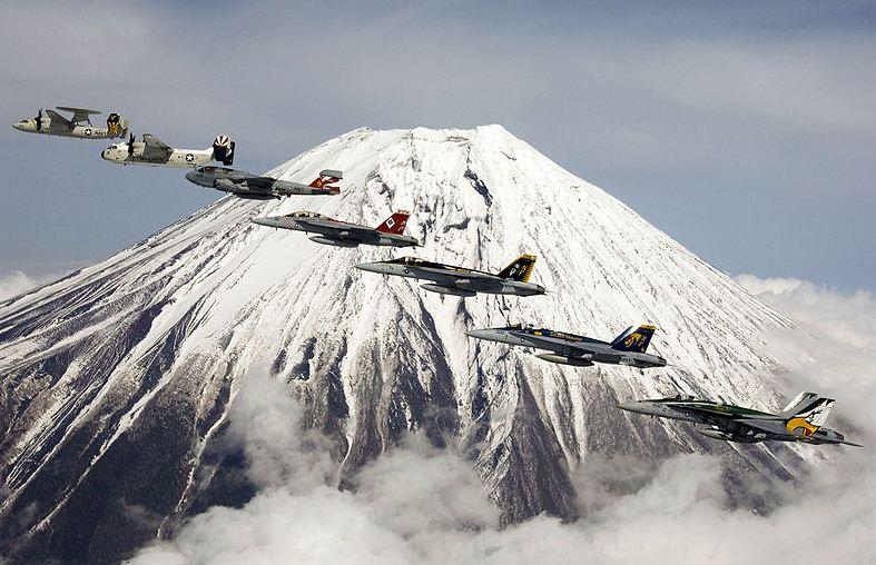 CVW-5 第5空母航空団 1/700 - 1/700scale模型 ペンギン工廠日誌