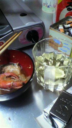 鍋とワイン(^з^)-☆