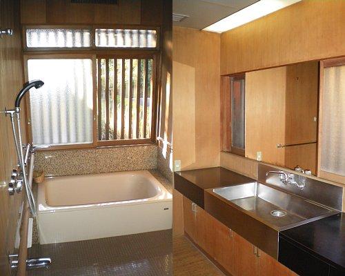 猪俣邸・浴室