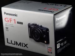 Panasonic LUMIX DMC-GF1の箱