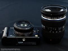 Panasonic LUMIX DMC-GF1とZuiko Digital ED 12-60mm F2.8-4.0 SWD