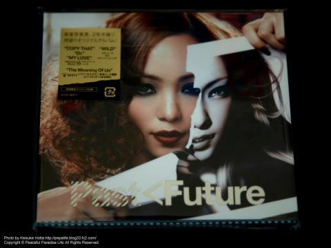 安室奈美恵Past<Future
