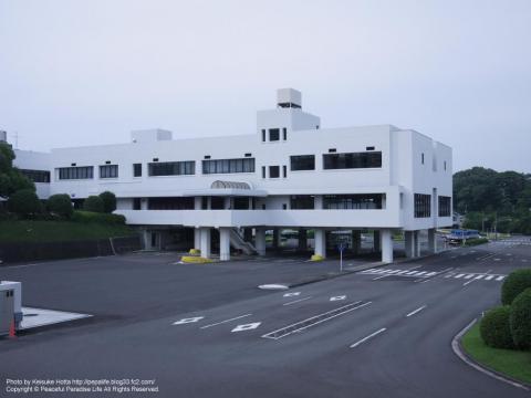 二俣川運転免許試験場