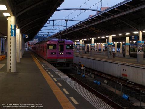 予讃線普通列車
