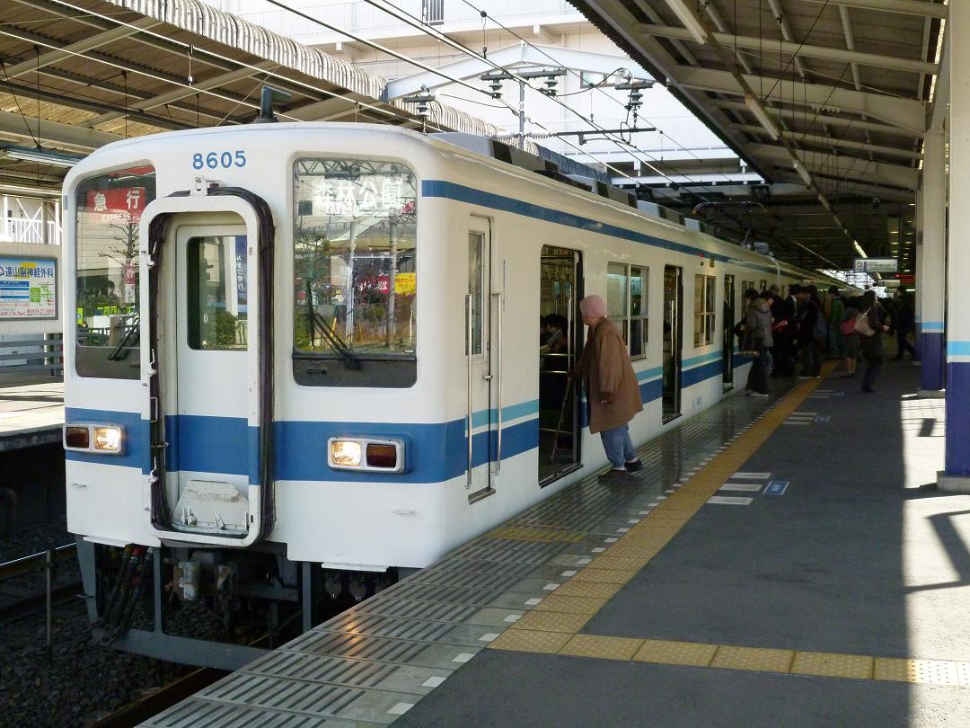 1/27 鉄道撮影記 東上線へ♪